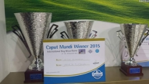 Greta de Villajambrina Caput Mundi Winner 2